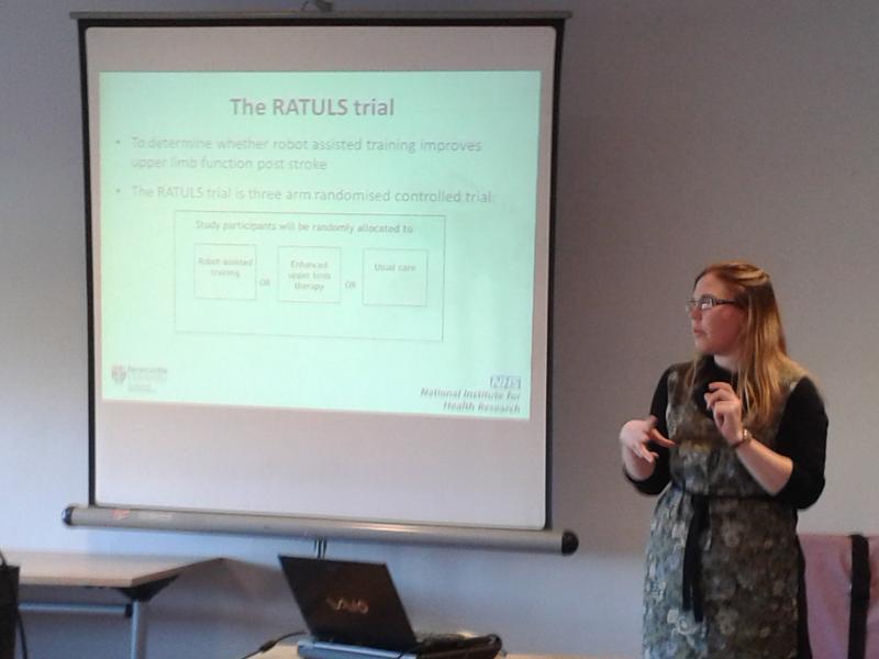 Dr Helen Bosomworth explains the RATULS trial.