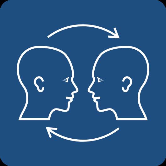 logo of Communication Access Symbol