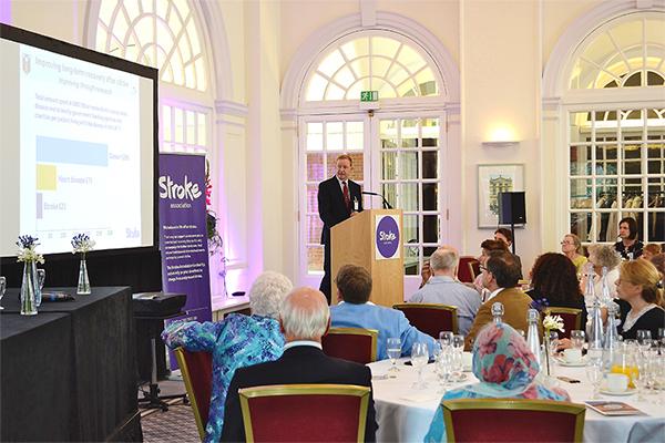 Stroke Association legacy events
