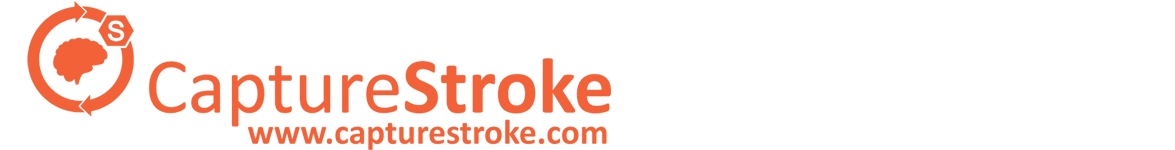 Logo of Capture Stroke