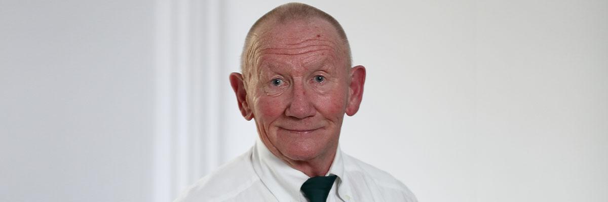 Bill, stroke survivor