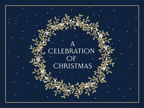 A celebration of Christmas event image