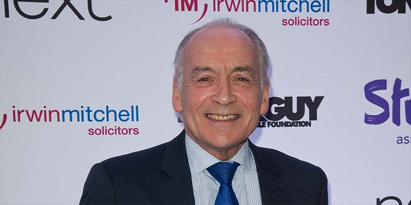 Alastair Stewart OBE at Life After Stroke Awards