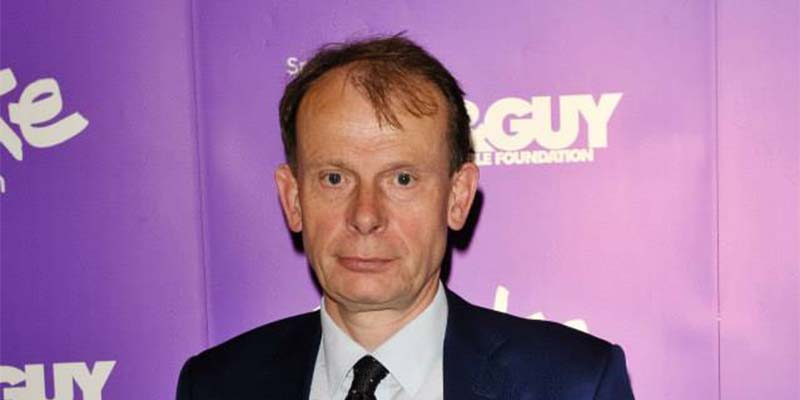Andrew Marr at Life After Stroke Awards