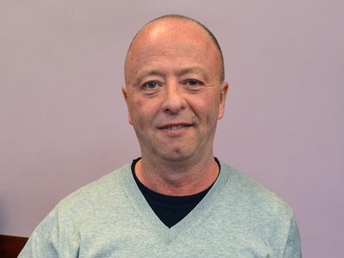 Photo of Ian stroke survivor