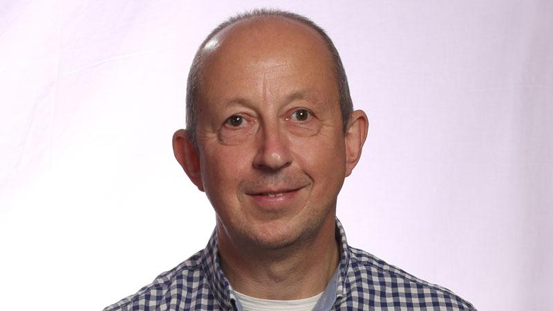 Photo of John Smejka stroke survivor