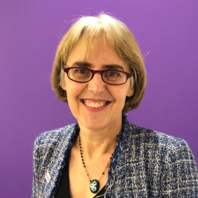 Juliet Bouverie CEO of the Stroke Association