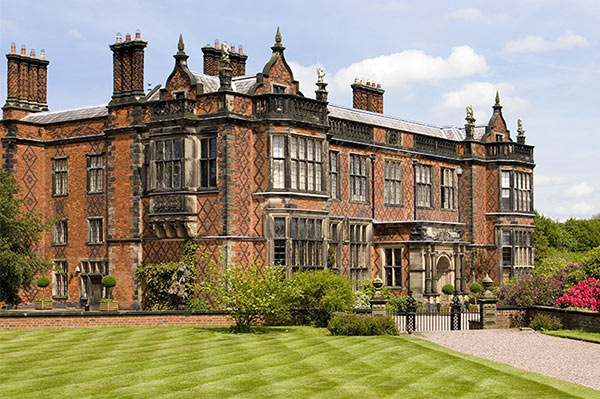 Photo of Legacy event venue: Arley Hall