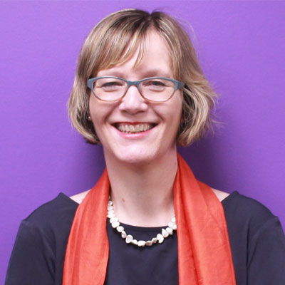 Photo of Alison Pemberton - Philanthropy and Partnerships Director