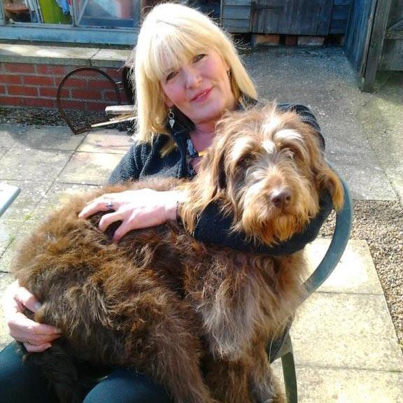 Photo of stroke survivor, Susan