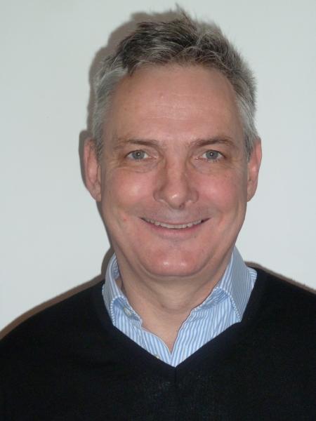 Professor Ian Kneebone portrait