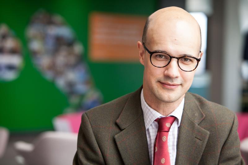 Professor Rustam Al-Shahi Salman portrait