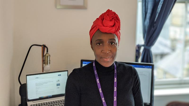 Photo of Dr Emily Sena