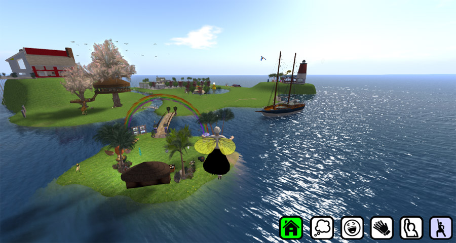 Screenshot of EVA Park