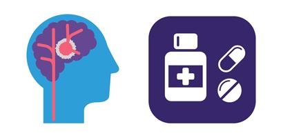 illustration of medicines