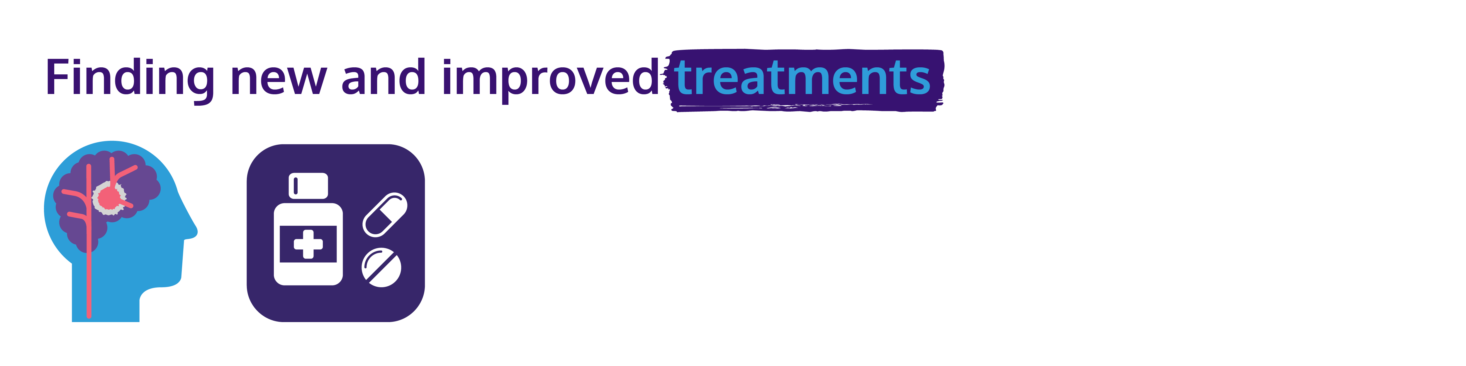 Finding new and improved treatments