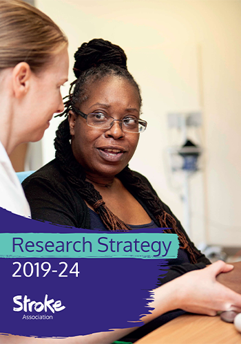 Research Strategy 2019 - 2024, Page 1
