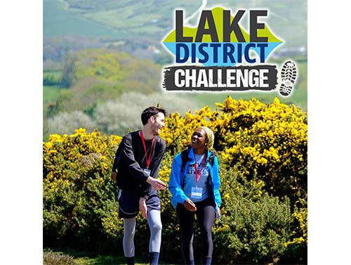 Lake District Challenge promotional image