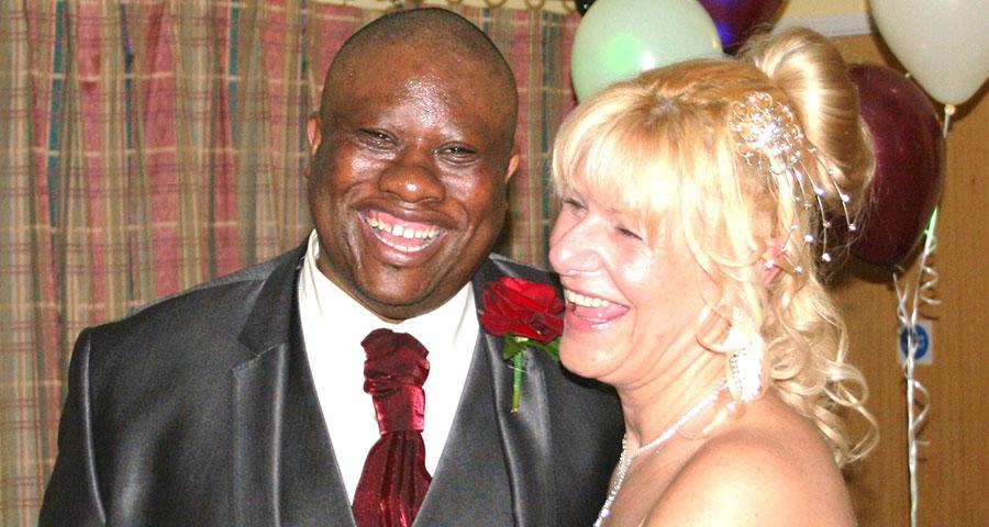 Photo of Fitzroy, stroke survivor.