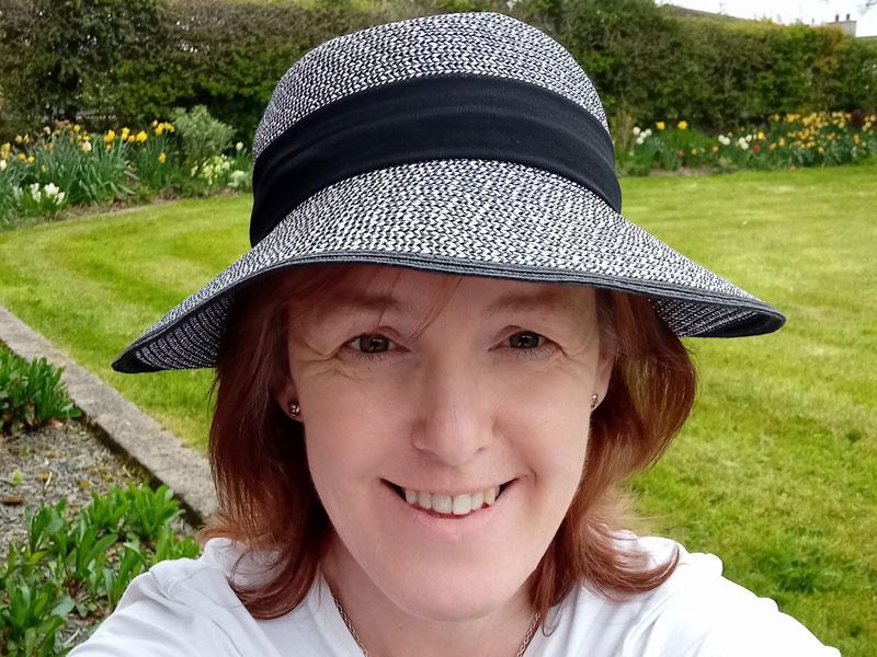Photo of Helen, stroke survivor and volunteer