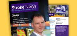 thumbnail image of Stroke News Magazine spring issue 2021