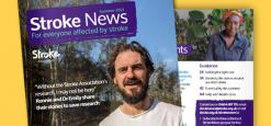 Stroke News magazine thumbnail