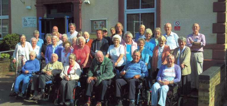 Clovermarle Stroke Club, Taunton