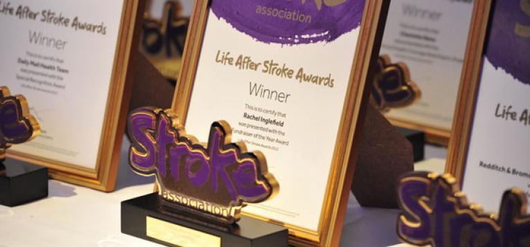 LASA award certificate