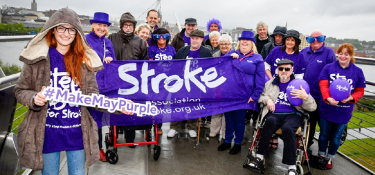 Fundraisers for Make May Purple 2016