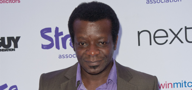 Stephen Amos at the Life After Stroke awards
