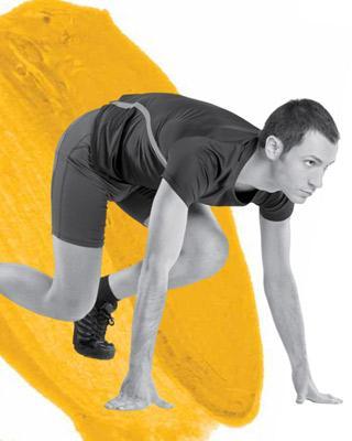Stroke Association runner ready to run
