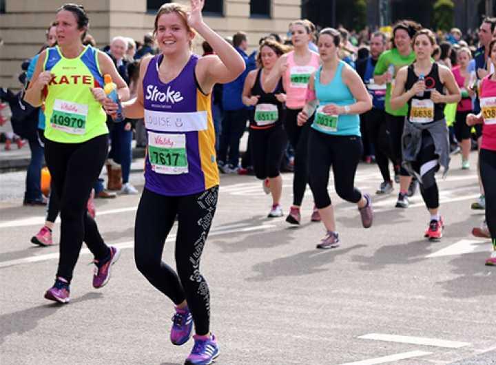 Bath Half Marathon runners