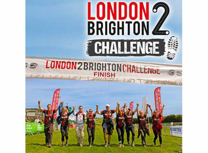 London 2 Brighton Challenge promotional image