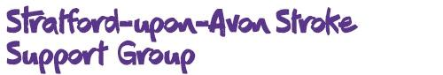 Stratford- Upon- Avon Stroke Support Group logo