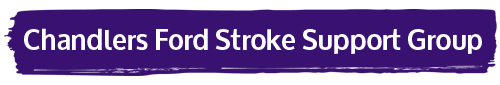 Chandlers Ford Stroke Support Group logo