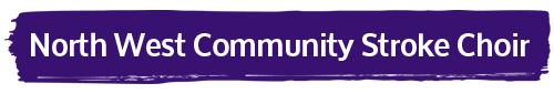 NW Community Stroke Choir logo