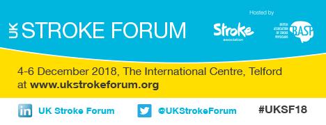 UK Stroke Forum 2018 Toolkit